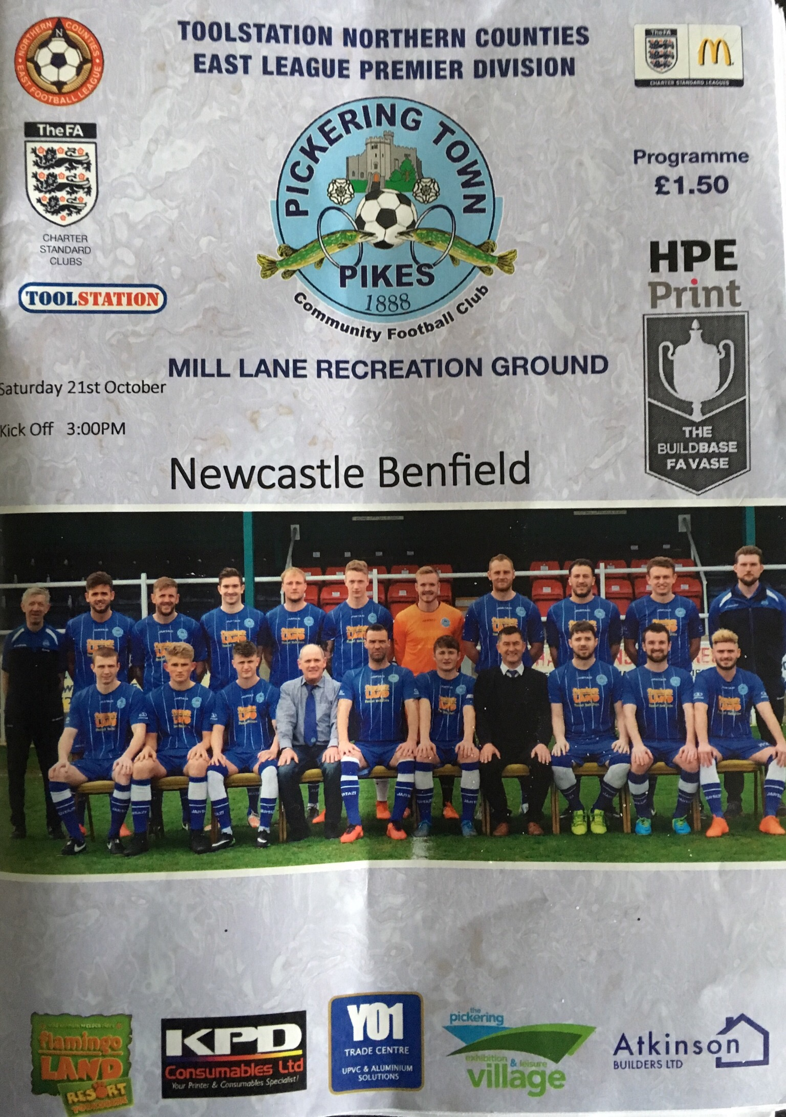 Fa vase newcastle benfield fc newcastle benfield 4 reviewsmspy